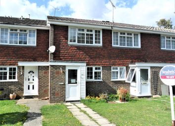 Thumbnail 2 bed terraced house to rent in Waterside Close, Bordon