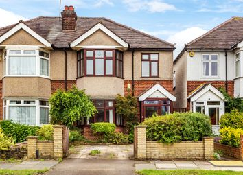 3 bed semi-detached house for sale in Circle Gardens, Merton Park, London SW19