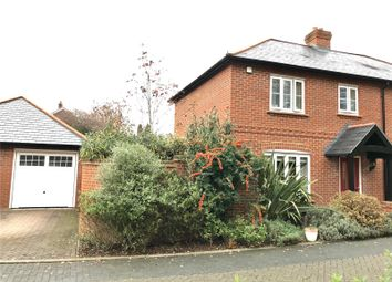 Thumbnail 3 bed semi-detached house to rent in Bakeland Gardens, Alresford, Hampshire