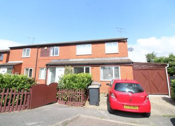 Thumbnail 4 bedroom end terrace house to rent in Sparrow Close, Luton