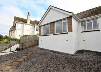 Thumbnail 2 bed semi-detached bungalow for sale in Little Park Road, Paignton