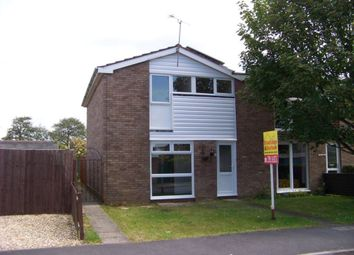 Thumbnail 3 bedroom property to rent in Heron Close, Weston-Super-Mare