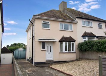 Thumbnail 3 bed semi-detached house for sale in Eyewell Green, Seaton
