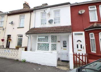 4 bed terraced house for sale in Connaught Road, Chatham ME4