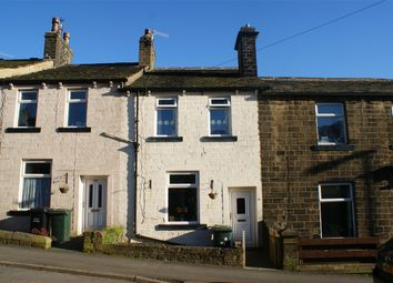 Thumbnail 2 bed terraced house for sale in Lidget, Oakworth, West Yorkshire