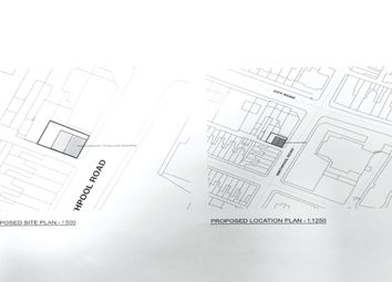 Thumbnail Land for sale in City Road, Fenton, Stoke-On-Trent