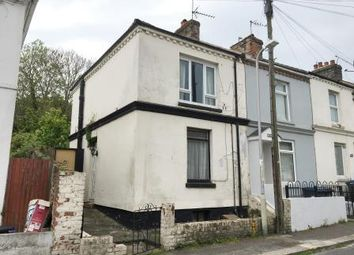 Thumbnail 3 bedroom end terrace house for sale in 99 Clarendon Place, Dover, Kent