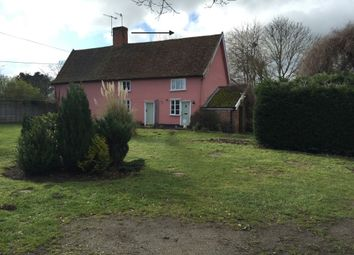 Thumbnail 2 bed cottage to rent in Bell Lane, Marlesford, Woodbridge