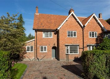 Thumbnail 4 bedroom semi-detached house to rent in Galtres Grove, York, North Yorkshire