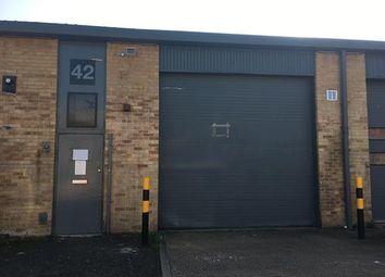 Thumbnail Light industrial to let in Unit 37, Fairways Business Centre, Lammas Road, Leyton, London
