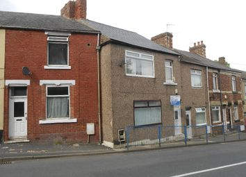 Thumbnail 2 bed terraced house for sale in High Street, Ferryhill