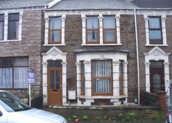 Thumbnail 3 bed town house to rent in Tanygroes Street, Port Talbot, West Glamorgan