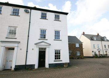 4 bed terraced house for sale in Newton Court, Bampton, Tiverton, Devon EX16