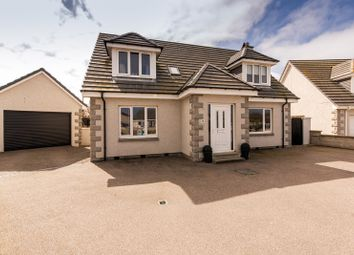 Thumbnail 4 bedroom property for sale in Redwell Drive, Whitehills, Banff