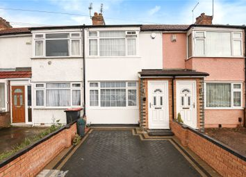 Thumbnail 2 bed terraced house for sale in Lynhurst Road, Hillingdon, Middlesex
