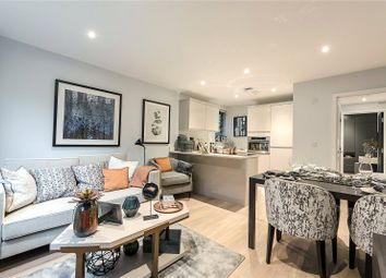 Thumbnail 1 bed flat for sale in Lincoln House, Brookfield Road, Wooburn Green, Buckinghamshire