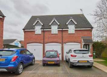 Thumbnail 1 bed detached house for sale in Pickering Close, Stoney Stanton, Leicester