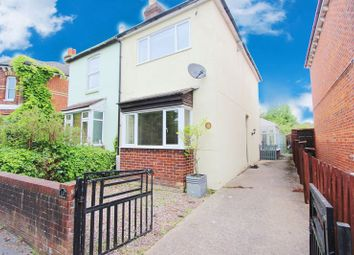 Thumbnail 2 bedroom semi-detached house for sale in North Road, Southampton