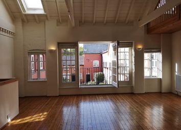 Thumbnail 2 bed flat to rent in Higham Lane, Stoke Golding, Nuneaton