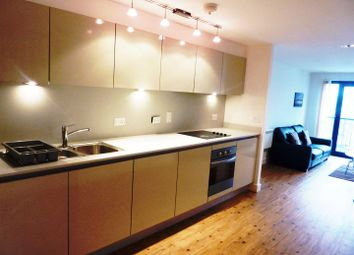 Thumbnail 2 bed flat to rent in The Hub, Clive Passage, Birmingham