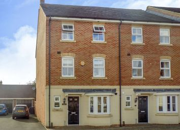 Thumbnail 4 bed end terrace house for sale in Vistula Crescent, Swindon
