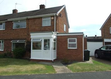 Thumbnail 4 bedroom semi-detached house for sale in St. Lawrence Boulevard, Radcliffe-On-Trent, Nottingham