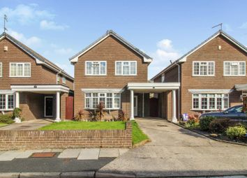 Thumbnail 4 bed detached house for sale in Abbey Court, Liverpool