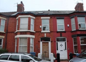 Thumbnail 4 bedroom property to rent in Kenmare Road, Wavertree, Liverpool