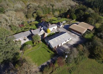 Thumbnail 3 bed detached house for sale in Pillaton, Saltash
