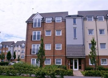 Thumbnail 2 bedroom flat for sale in Tudor Crescent, Cosham, Portsmouth