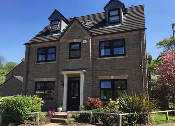 Thumbnail 5 bed detached house to rent in Mereside, Waterloo, Huddersfield