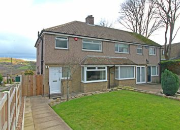 Thumbnail 3 bed semi-detached house to rent in Wooldale Road, Holmfirth