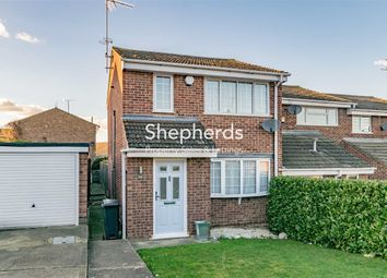 Thumbnail 3 bedroom end terrace house to rent in Barnard Acres, Nazeing, Essex