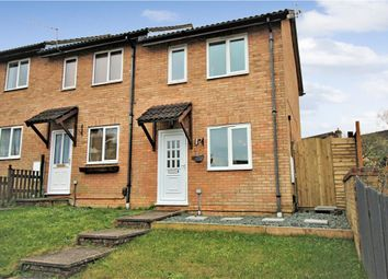 Thumbnail 1 bed end terrace house for sale in Ranmore Close, Pease Pottage, Crawley