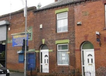 Thumbnail 2 bed terraced house for sale in Hollins Road, Oldham