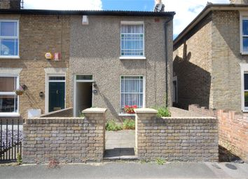 Thumbnail 2 bedroom end terrace house for sale in George Street, Romford, Essex