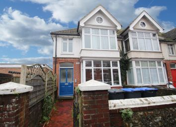 Thumbnail 1 bed flat to rent in Pavilion Road, Broadwater, Worthing