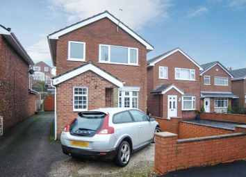 Thumbnail 3 bedroom detached house for sale in Renown Close, Eaton Park, Stoke-On-Trent