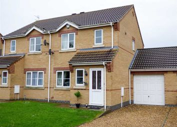 Thumbnail 3 bed property for sale in Eastholm, Lincoln
