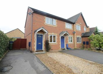 Thumbnail 2 bed semi-detached house to rent in Sorrell Drive, Newport Pagnell, Newport Pagnell