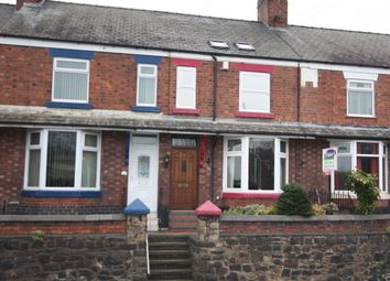 Thumbnail 2 bed town house for sale in Liverpool Road, Kidsgrove, Stoke-On-Trent