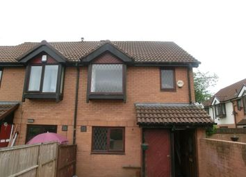 Thumbnail 2 bedroom end terrace house to rent in Neville Close, Halliwell, Bolton
