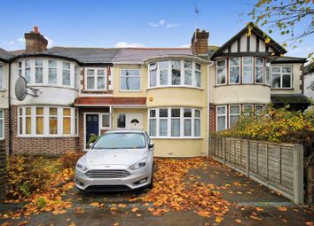 Thumbnail 4 bed terraced house for sale in Thames Avenue, Perivale, Greenford