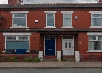 Thumbnail 3 bed terraced house for sale in Wellington Road, Manchester M55Hr