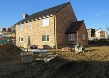 Thumbnail 4 bed detached house for sale in George Way, Chatteris