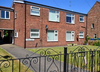 Thumbnail 2 bed flat for sale in Stones Mount, Cottingham, East Riding Of Yorkshire