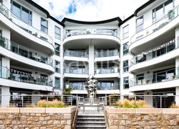 Thumbnail 2 bed flat for sale in The Carlton, Havre Des Pas, St Helier