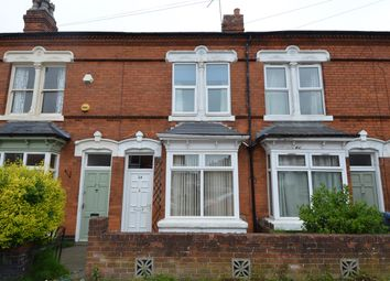 Thumbnail 3 bed terraced house for sale in York Road, Kings Heath, Birmingham