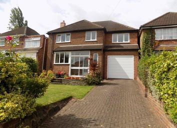 Thumbnail 5 bed detached house for sale in Millfield Road, Handsworth Wood, Birmingham