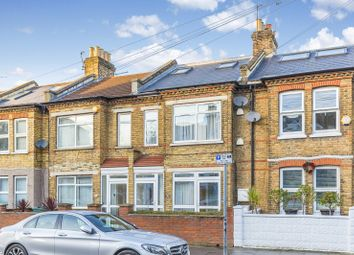 Thumbnail 1 bed flat to rent in Quicks Road, London